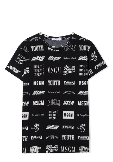 MSGM KIDS MSGM KIDS | T-shirt | 026389200