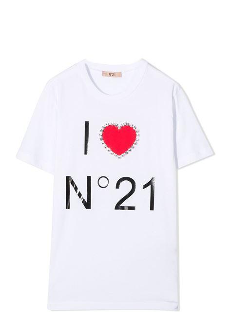 N°21 KIDS  N°21 KIDS | T-shirt | N214E6-N0080-N21T58F0N100
