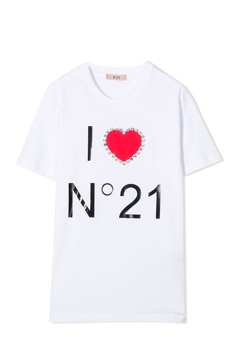 N°21 KIDS  N°21 KIDS | T-shirt | N214E6-N0080-N21T58FT0N100