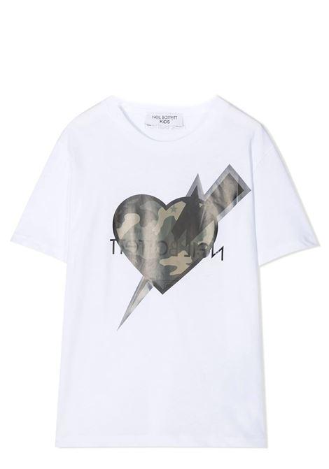 NEIL BARRETT KIDS NEIL BARRETT KIDS | T-shirt | 025910T001