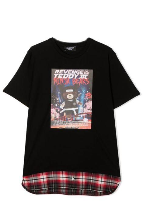 NEIL BARRETT KIDS NEIL BARRETT KIDS | T-shirt | 026025T110