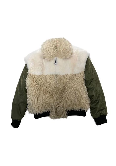 TOO COOL FOR FUR KIDS ToO COOL FOR FUR | Bomber | BABY TEDDY05