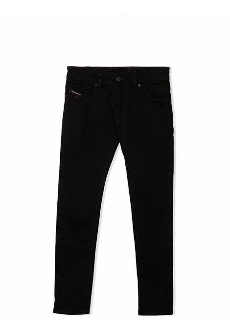 High-waisted skinny jeans DIESEL KIDS | 00J3RJ KXB9KK02
