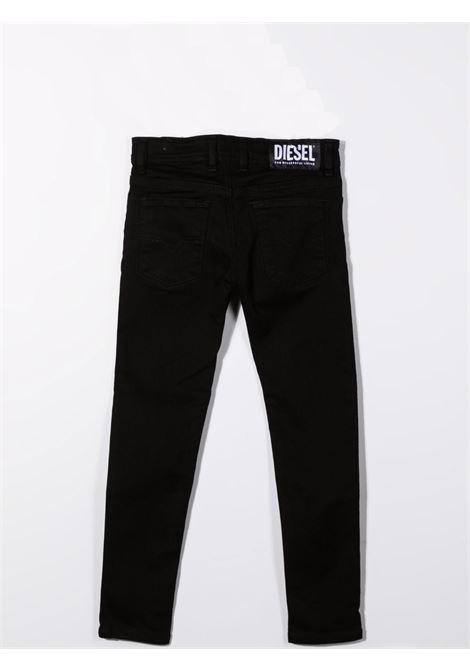 High-waisted skinny jeans DIESEL KIDS | 00J3RJ KXB9KTK02
