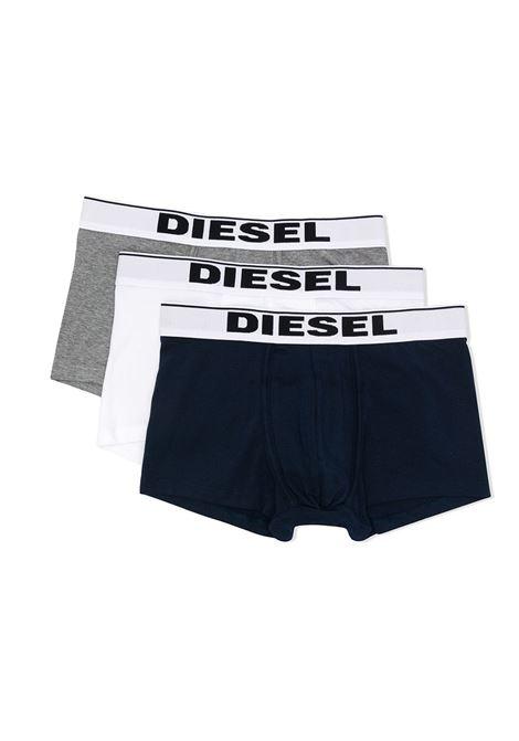 Set di tre boxer con banda logo DIESEL KIDS | 00J4MT 0JKKBTK83L