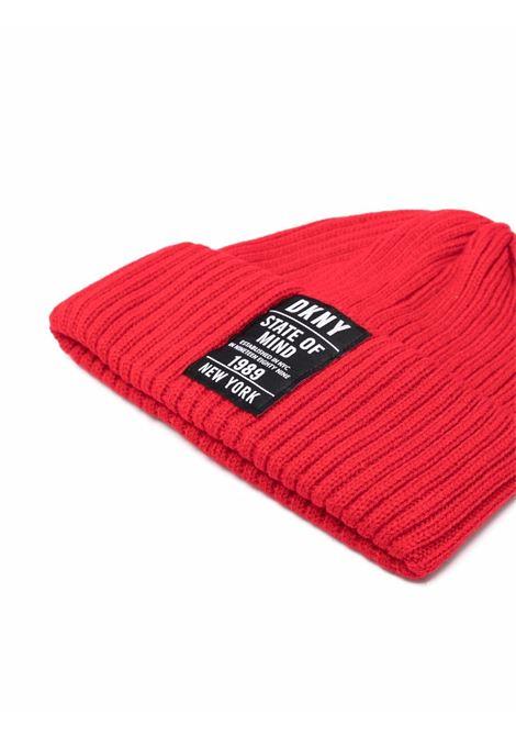 Ribbed cap  DKNY KIDS | D31278991