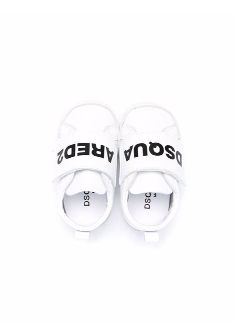 Sneakers with print DSQUARED2 JUNIOR | 685011