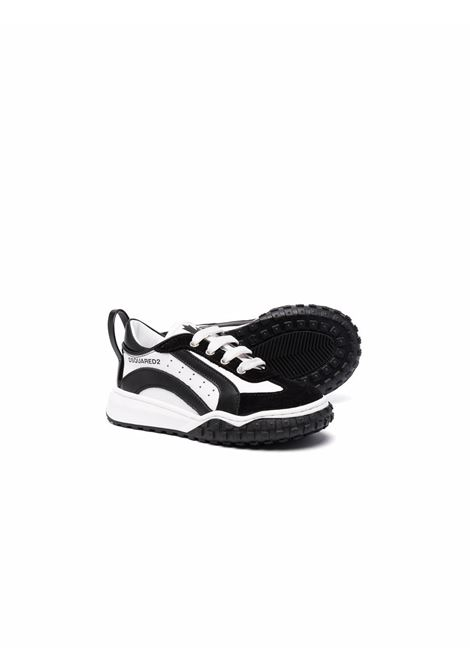 Sneakers with print DSQUARED2 JUNIOR | 685231