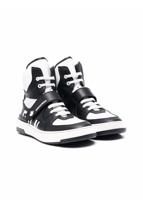 Sneakers alte DSQUARED2 JUNIOR | 68667T2