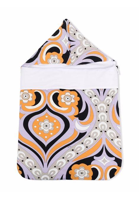 Sleeping bag with print EMILIO PUCCI | 9P0579 J0056208LI