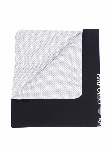 Blanket with print EMPORIO ARMANI KIDS | 8NN810 NJ05ZF929