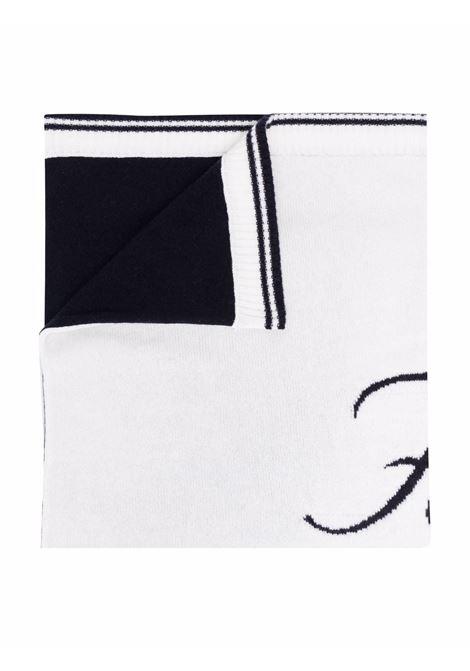Blanket with logo FAY KIDS | 5P0460 W0023101BL