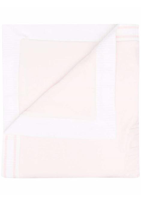 Blanket with contrasting details FENDI KIDS | BUJ192 95NF0C11
