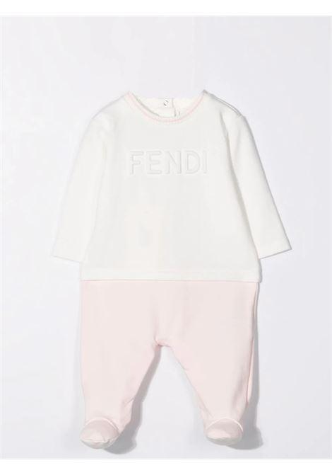 Set with logo FENDI KIDS | BUK082 8RAF0C11