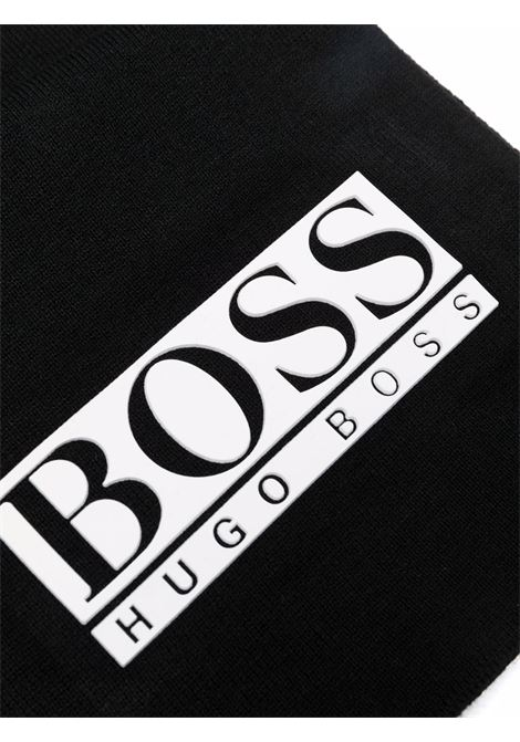 Scarf with application HUGO BOSS KIDS   J2124109B