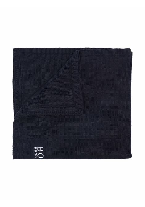 Blanket with embroidery HUGO BOSS KIDS | J9016A849