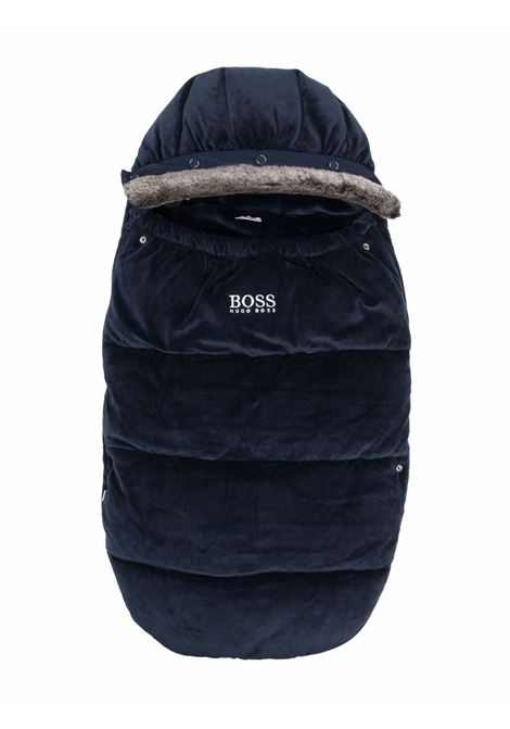 Sleeping bag with application HUGO BOSS KIDS   J90215849