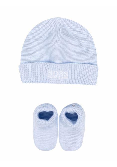 Hat and shoes set HUGO BOSS KIDS   J9830A771