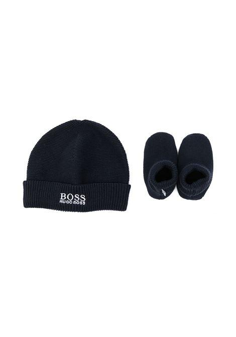 Hat and shoes set HUGO BOSS KIDS   J9830A849