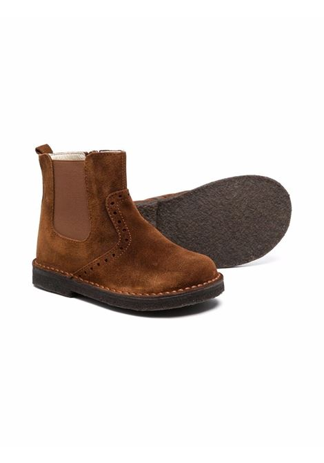 Boot without laces IL GUFO | G30102