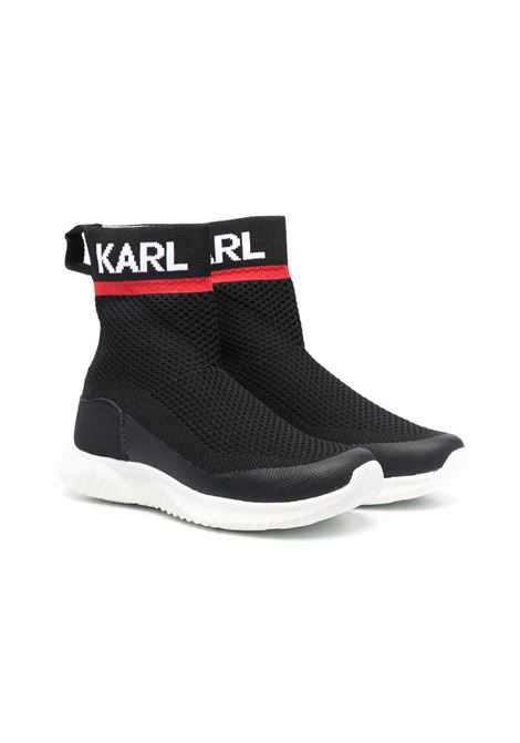 Sneakers without laces KARL LAGERFELD KIDS | Z2903709B