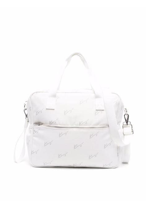 Changing bag with print KENZO KIDS | K90022007