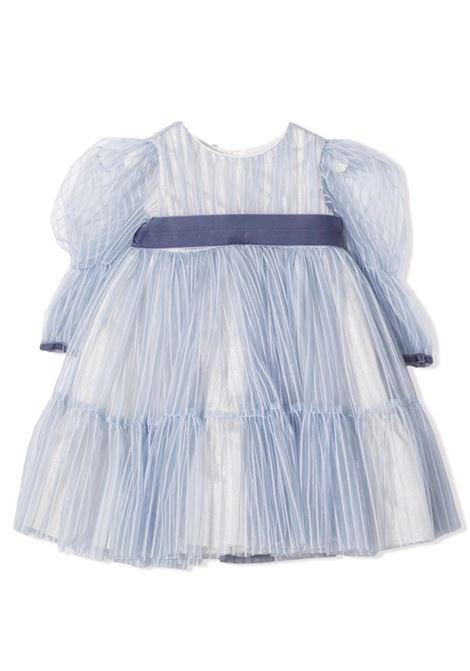 Dress with flounces LA STUPENDERIA | CJAB42X94