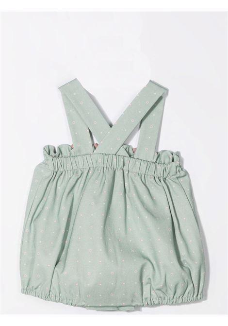 Shorts with suspenders LA STUPENDERIA | TBCU08T02