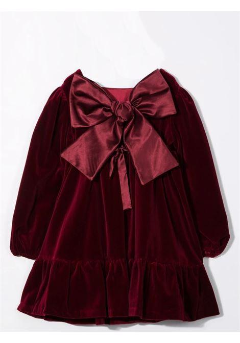 Oversized dress LA STUPENDERIA | TJAB46V14