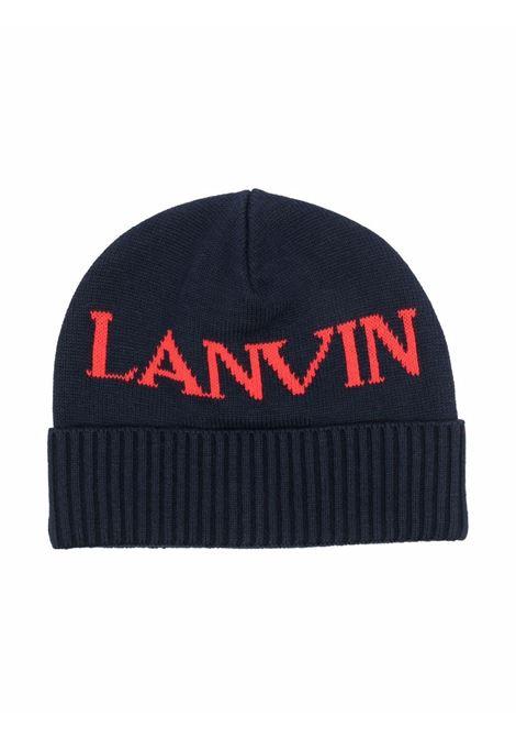 Cap with logo LANVIN KIDS | N21004859