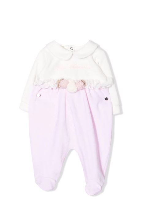 Romper with embroidery MISS BLUMARINE KIDS | MBL407007
