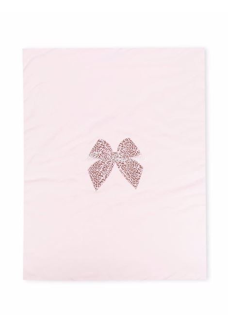 Blanket with print MISS BLUMARINE KIDS | MBL408005