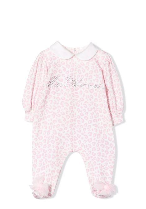 Jumpsuit with print MISS BLUMARINE KIDS | MBL409706