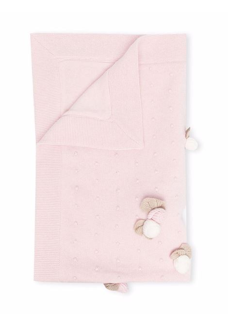 Blanket with application MISS BLUMARINE KIDS | MBL411803