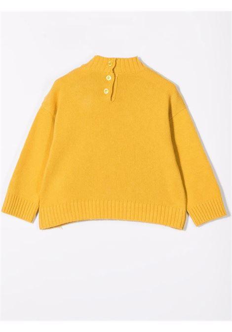 Sweater with pompom MISS BLUMARINE KIDS | MBL434603