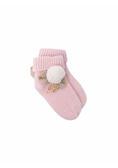 Socks with application MISS BLUMARINE KIDS | MBL452905