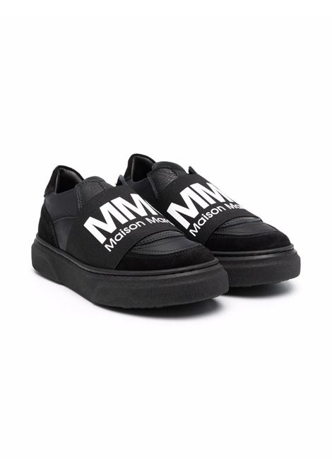 Sneakers with print MM6 KIDS MAISON MARGIELA | 689731