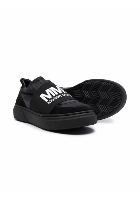 Sneakers with print MM6 KIDS MAISON MARGIELA | 68973T1