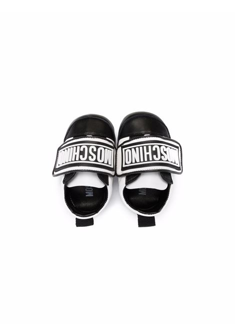 First steps shoes with tear MOSCHINO KIDS | 687131
