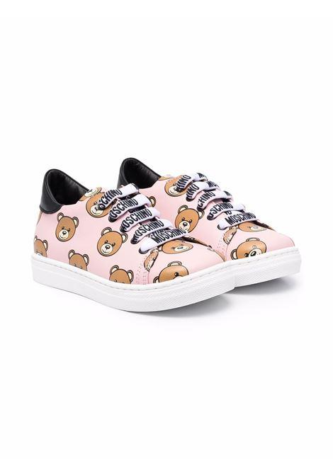 Sneakers teddy bear MOSCHINO KIDS | 687431