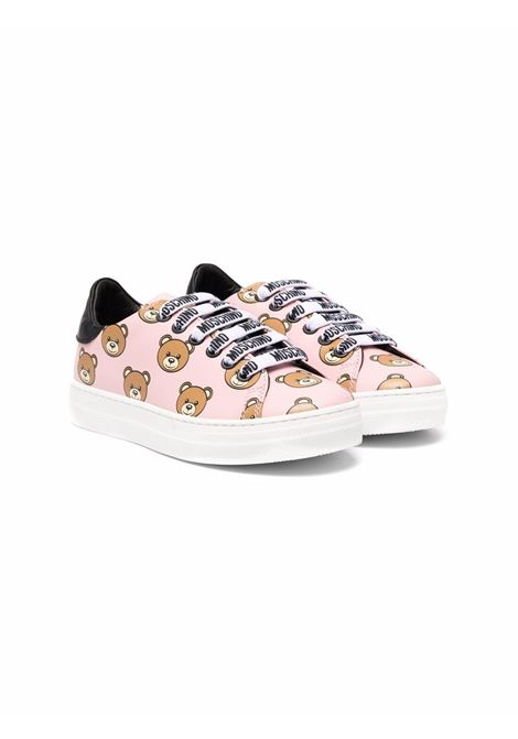 Sneakers teddy bear MOSCHINO KIDS | 688452
