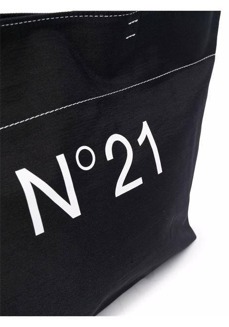 Borsa shopper con stampa N°21 KIDS | N21219 00760N900