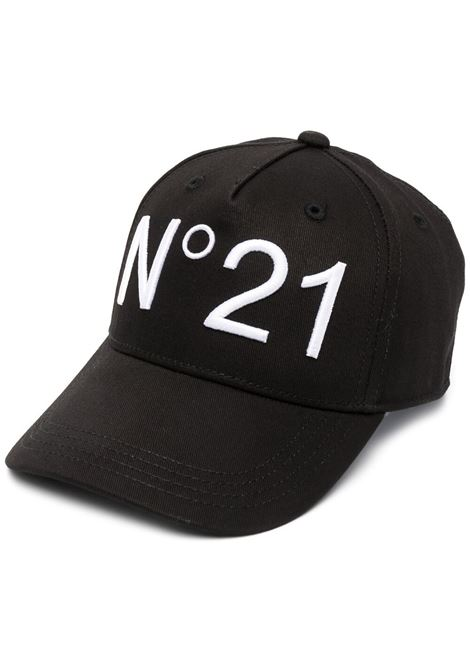 Baseball cap with print N°21 KIDS | N2143F N00410N900