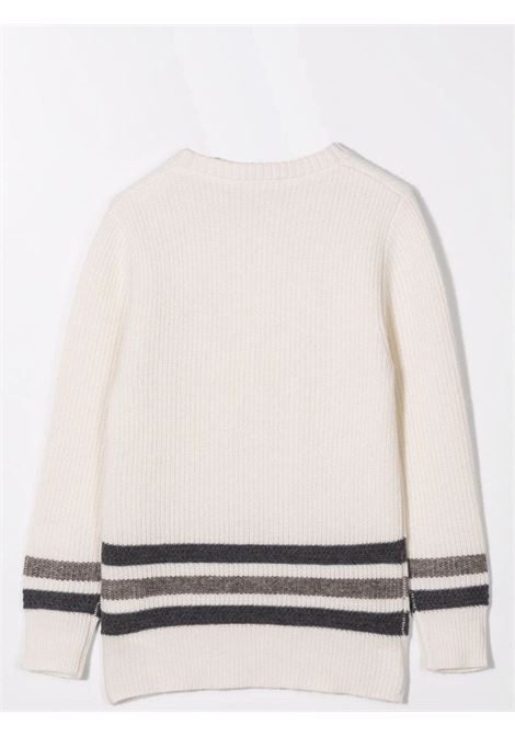 Striped sweater PAOLO PECORA KIDS | PP276412