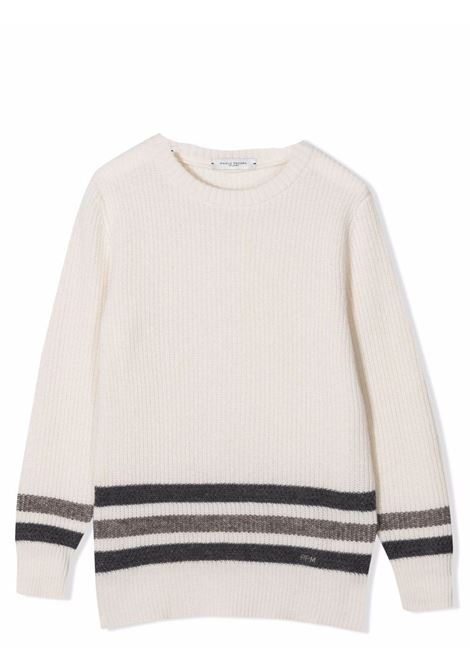 Striped sweater PAOLO PECORA KIDS | PP2764T12