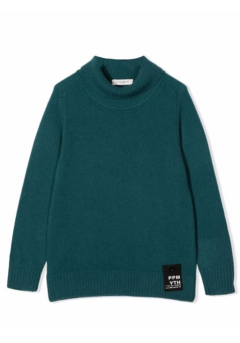 Turtleneck sweater PAOLO PECORA KIDS | PP276611