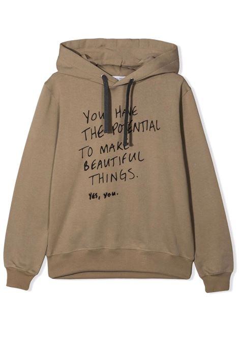 Sweatshirt with print PAOLO PECORA KIDS | PP2779k05