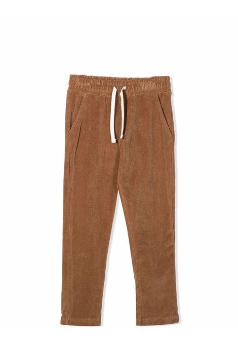 Pantaloni dritti a coste PAOLO PECORA KIDS | PP282101