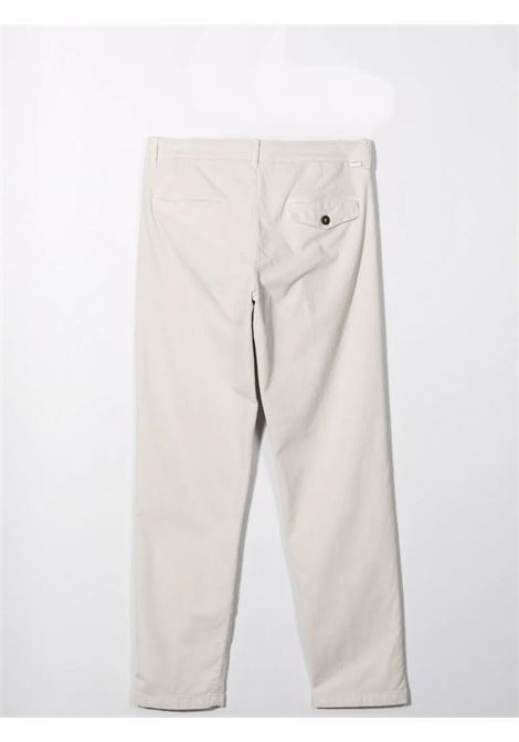 Chino with folds PAOLO PECORA KIDS | PP284012