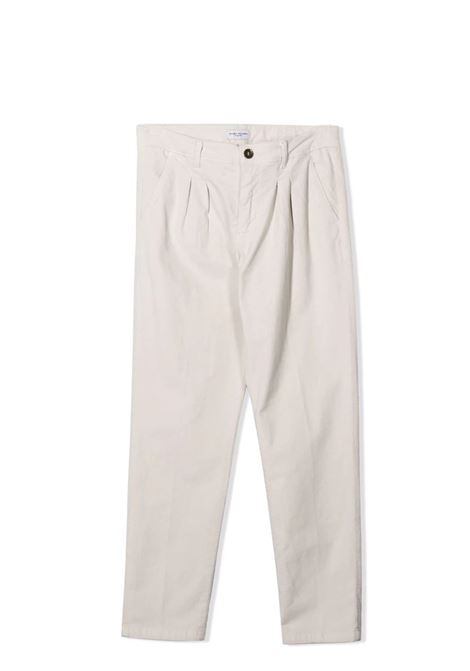 Chino with folds PAOLO PECORA KIDS | PP2840T12